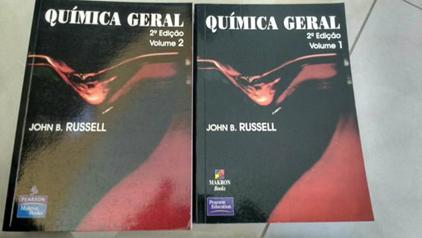 Livro Química Geral Russel  para o vestibular do ita