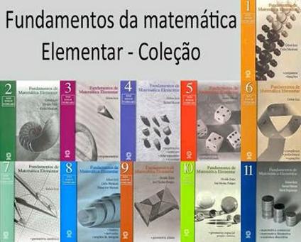Livros Fundamentos de Matemática Elementar