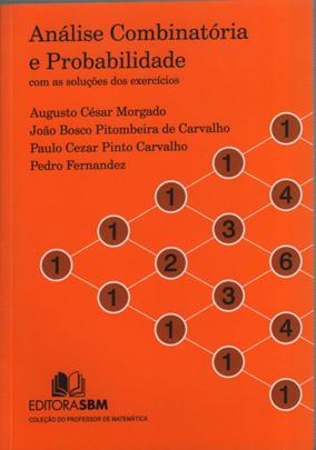 Livro Análise Combinatória e Probabilidade
